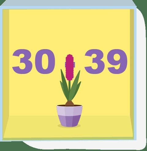 30~39歲